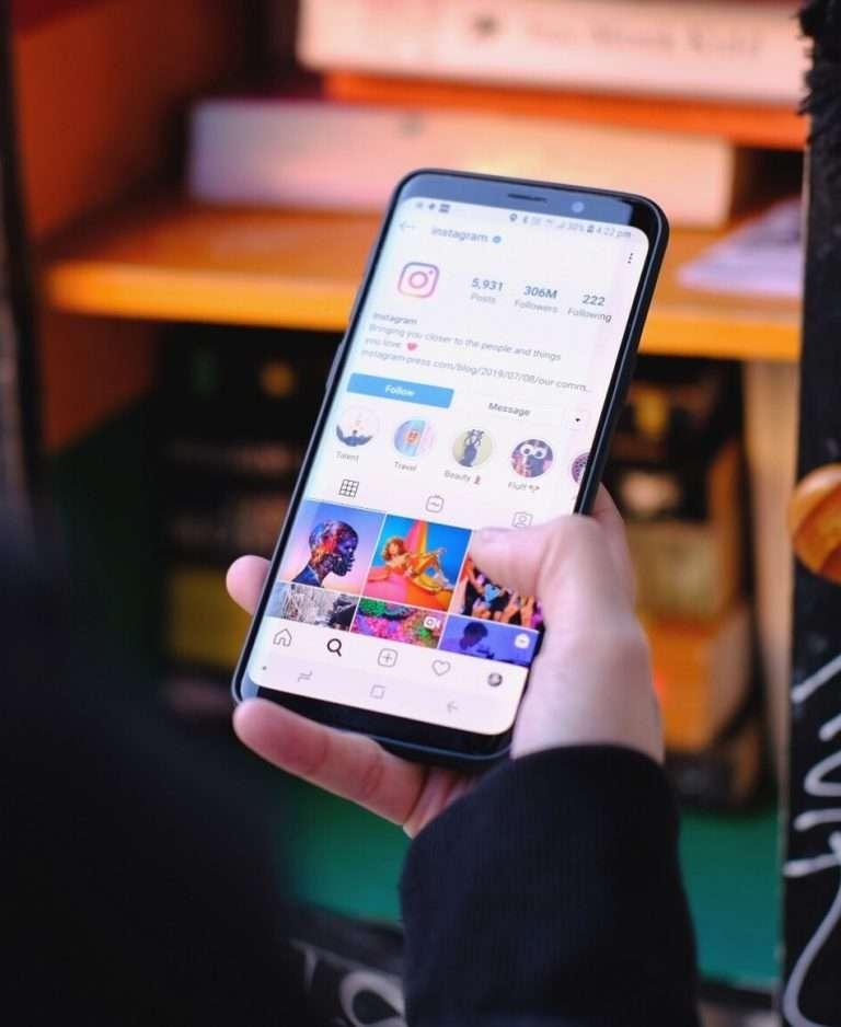 Verdiene Geld mit Instagram-Reichweite
